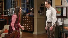 The Big Bang Theory's Mayim Bialik finally reveals if Amy & Sheldon are over! via SheKnows