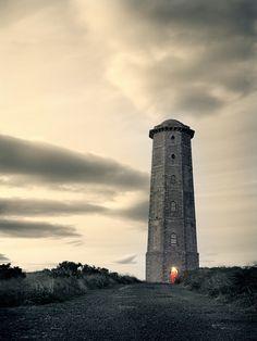Wicklow Light house by Sebastian Kempa, via 500px