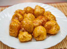 Фрукты в карамели по-китайски: рецепт от шефа