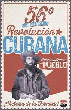 56º Aniversario de la Revolución Cubana, Camilo Cienfuegos