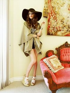 2b921d377ca Love the Glam and Hat Floppy Hats