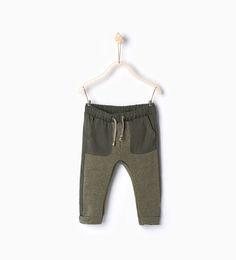 ZARA - ΠΑΙΔΙΚΑ - Παντελόνι με τσέπη