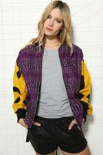 Renewal My Tribe Bomber Jacket at Urban Outfitters
