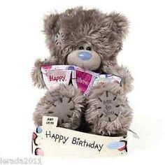 NEW 30th Birthday Tatty Teddy Bear In Box A Special Birthday Calls F BEST SELLER
