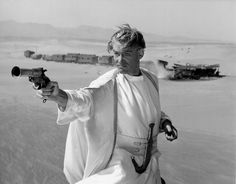*Lawrence of Arabia Peter O'Toole, Alec Guinness, Anthony Quinn - Directed by David Lean IMDB: A flamboyant and controversial British military figure and his conflicted loyalties during his World War I service in Arabia. Peter O'toole, Eric Bana, Marlon Brando, Orlando Bloom, Brad Pitt, Film Mythique, David Lean, Alec Guinness, Movies