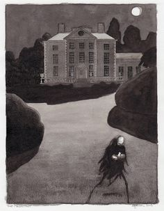 The Mezzotint (M.R. James) by Rich Johnson
