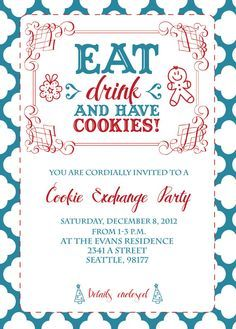 How to Host a Cookie Exchange With tips and FREE printables 3