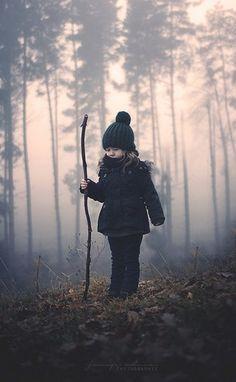 tiny forest dweller