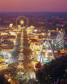 OCTOBERFEST CELEBRATIONS MUNICH, GERMANY