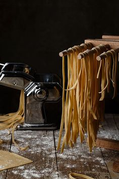 Photograph Pasta fresca by Raquel Carmona Romero on 500px