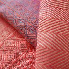 Didymos Lisca coralia Indio Alpenglow Indio Corallina