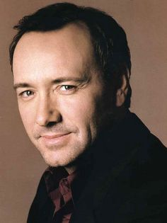 Kevin Spacey - Because he's an actor, not a star, and because he embodies class and grace without even trying.