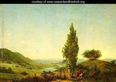 The summer - Caspar David Friedrich - www.caspardavidfriedrich.org