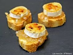 Cenar a base de canapés: 45 ideas para montar un menú de aperitivos - Food: Veggie tables Easy Cooking, Cooking Time, Cooking Recipes, Tapas Menu, Tasty, Yummy Food, Xmas Food, Finger Food Appetizers, Kitchen Recipes
