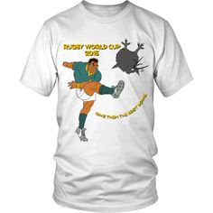 Rugby World Cup 2015 - Springboks - Give them the boot (men)