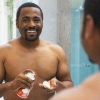 Black men with razor bumps authoritative answer