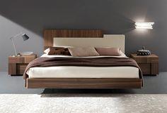 gruppo letto Rossetto #itesoricoloniali #camere #letti #arredamenti #reggioemilia #rossetto #homestaging #design