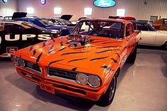 The Tameless Tiger Pontiac Tempest Funny Car Drag Racing, Funny Cars, Old School Muscle Cars, Pontiac Tempest, Custom Muscle Cars, Pontiac Cars, Drag Cars, American Muscle Cars, Car Humor
