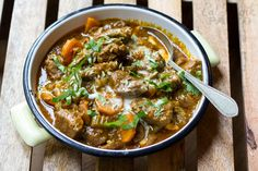 Scrummy Coconut Lamb Curry http://eatdrinkpaleo.com.au/scrummy-paleo-curry-with-lamb-and-coconut-recipe/