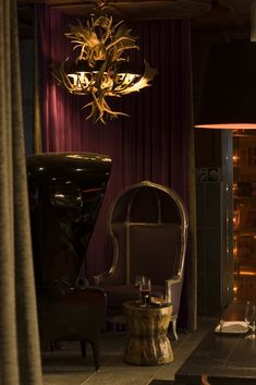 Philippe Starck   SLS Hotel at Beverly Hills is the first true luxury hotel that Starck designed in North America, having single-handedly redefined every aspect of the hotel experience in the 1990s and spurred the 'boutique hotel' movement.