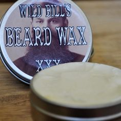 Hey, I found this really awesome Etsy listing at https://www.etsy.com/listing/114358816/wild-bills-beard-wax