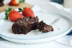 Saftige, vegane Schokoladenbrownies | Zucker&Jagdwurst