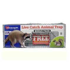 Havahart 2 Count Animal Trap