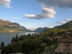 Lake Como, Bellagio, Italy by Laura Gurton, via Flickr