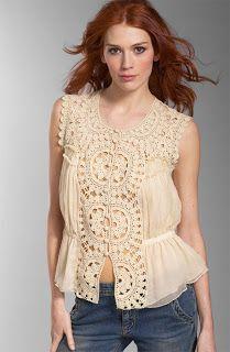 Croche e Outros Fricotes: Detalhes em Croche