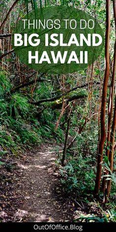 65 Things to Do on the Big Island Hawaii: Hilo and Kona Hawaii Travel, Travel Usa, Scarborough England, Travel Around The World, Around The Worlds, Big Island Hawaii, United States Travel, Wanderlust Travel, Romantic Travel