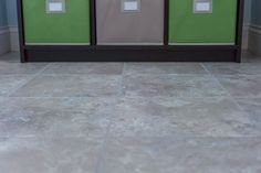 Trafficmaster Ceramica flooring from Home Depot