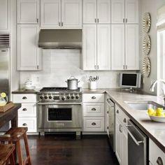 39 minimalistas hormigón encimera de la cocina Inspiración | DigsDigs
