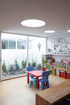 dormitorios infantiles modernos de df arquitectos