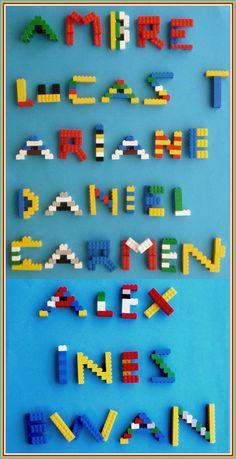 ATELIER LEGO et ARTS VISUELS