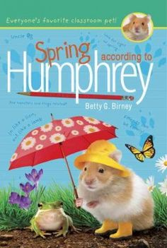 To Humphrey and the students at Longfellow School, spring seems impossibly late this year. Fortunately, planning a school Family Fun Night keeps the students (and classroom pets) busy as they look for signs of the changing seasons.