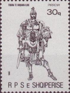 Pyrrhus of Epirus (319-272 B.C.), Illyrian military leader