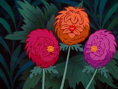 The Weirdest Things Alice Sees in Wonderland | Oh My Disney
