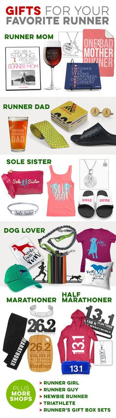 What gift is perfect for your runner? Shop our top gift ideas for runners, exclusively from Gone For a Run!