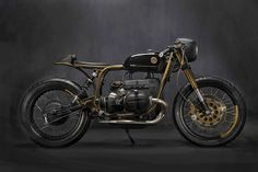 The Dagger - Matteucci Garage BMW R80ST cafe racer - via returnofthecaferacers.com