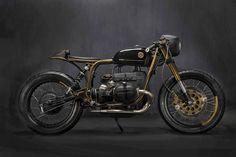 The Dagger - Matteucci Garage BMW R80ST cafe racer - via returnofthecaferacers.com