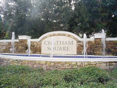 Chatham Square - Where I lived as a CP!  I miss this place so much <3