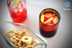 I bicchieri #bo con il piatto #turandot ..ed è subito aperitivo! Instant happy hour by #boglasses