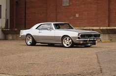 With 800hp on Tap, This Garage-Built 1967 Chevrolet Camaro is Both Beauty and Beast