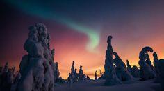 Finlândia Hotel - Aurora Boreal