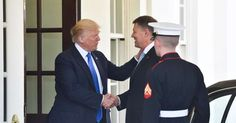 Presedintele Romaniei Klaus Werner Iohannis se angajeaza in articolul 5 SUA-NATO