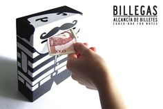Packaging of the World: Creative Package Design Archive and Gallery: Billegas