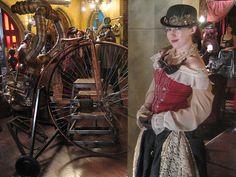 more girl steampunk