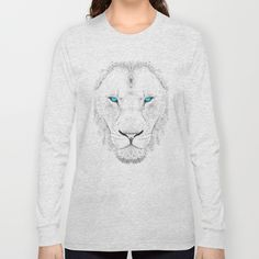 aslan Long Sleeve T-shirts by creaziz - $28.00