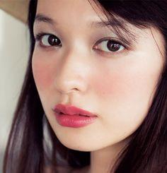 Erika Mori igari makeup. #イガリメイク