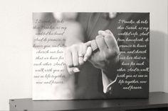 Wedding+Canvas+Art+Print+Custom+Words+Added+by+DexterDigitalMedia